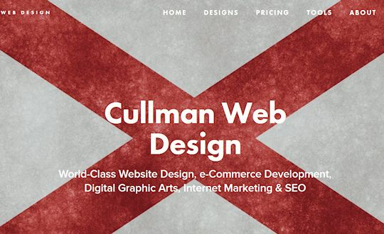 Cullman Web Design