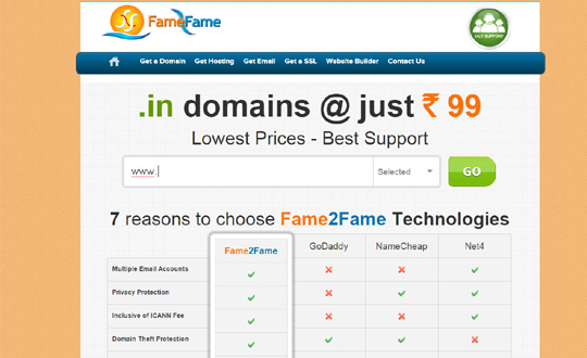 Fame2Fame Technologies