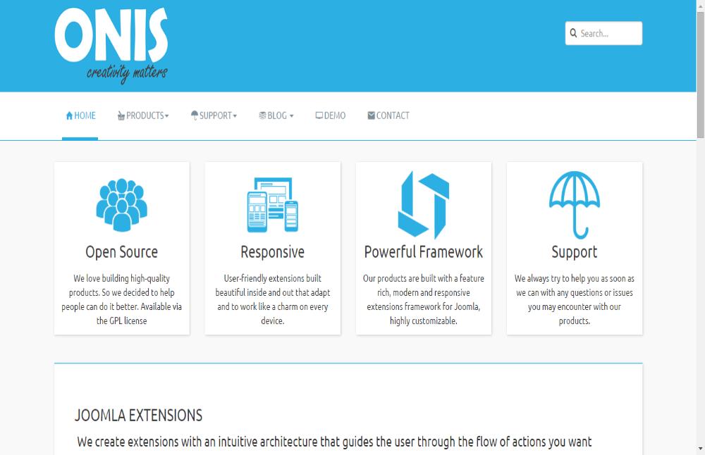 Onis – Creativity matters!