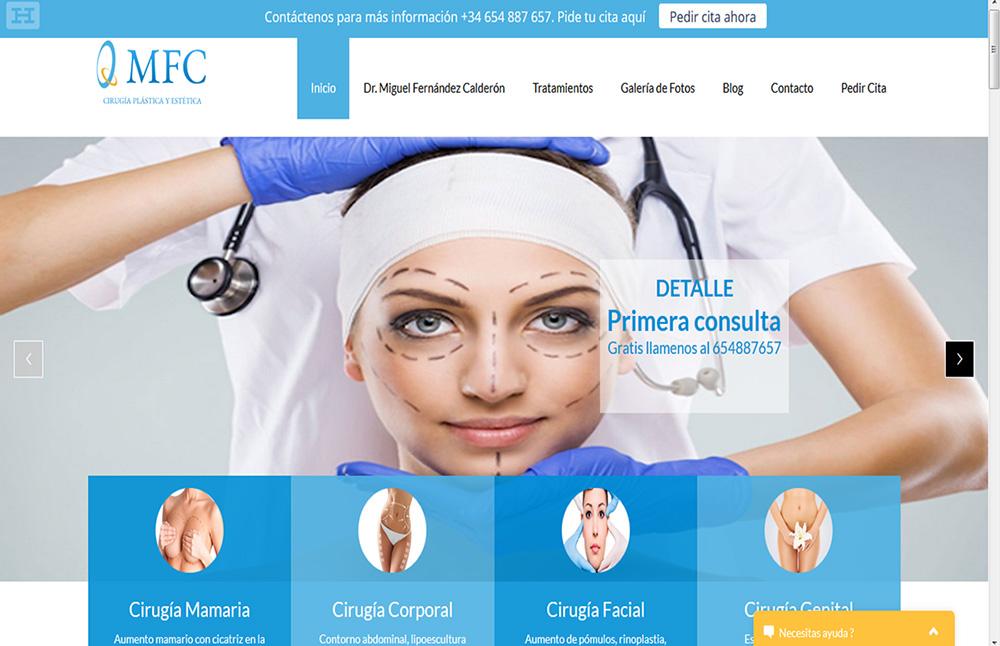 Cirugía estética Albacete Madrid