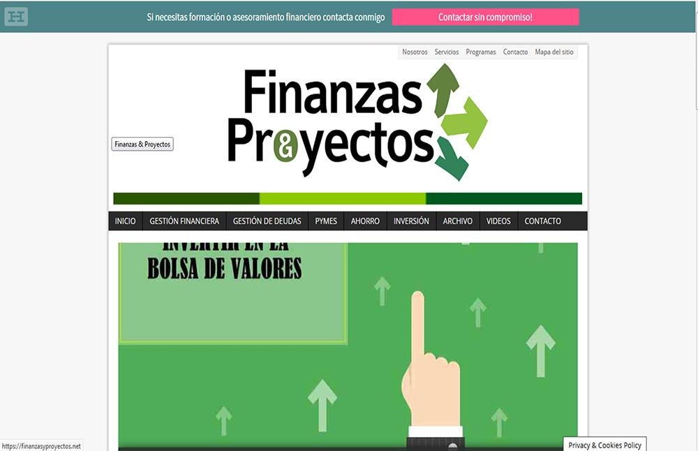 Finanzas & Proyectos
