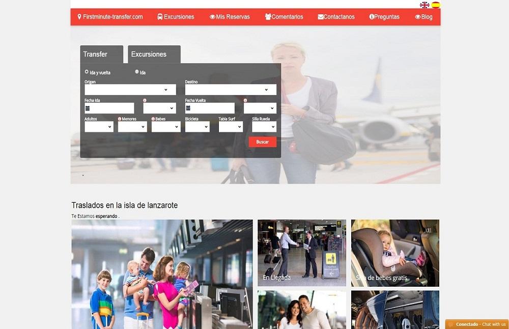 Traslados en Aeropuerto de Lanzarote