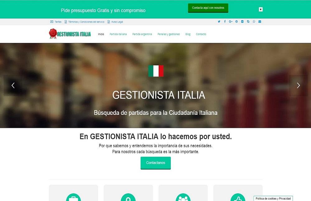 Gestionista Italia