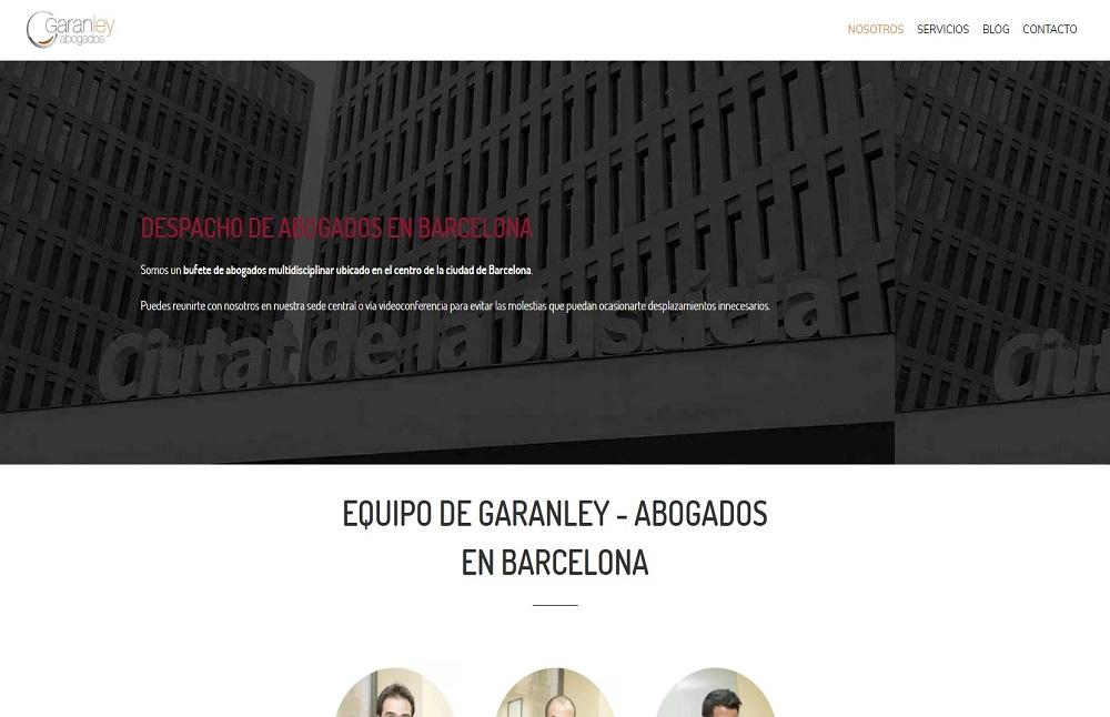 Despacho de Abogados en Barcelona